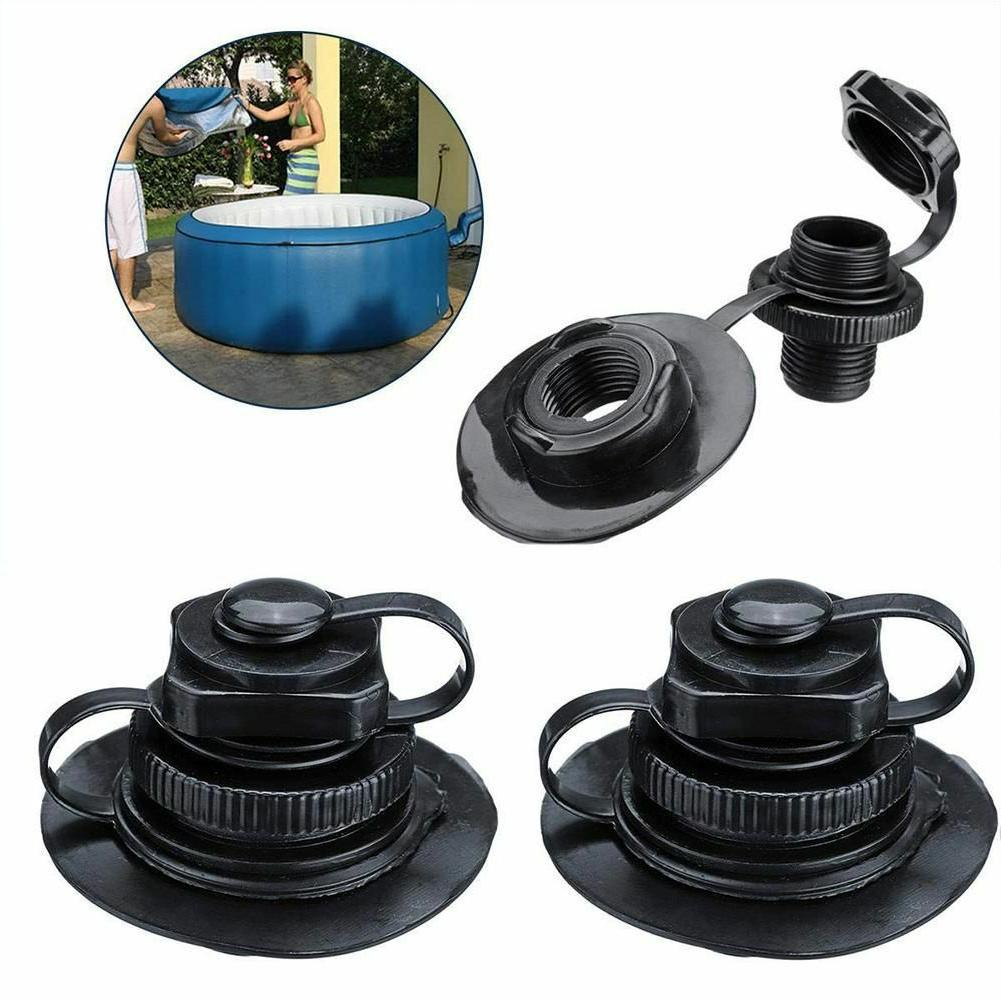 air valve caps screw for inflatable fishing