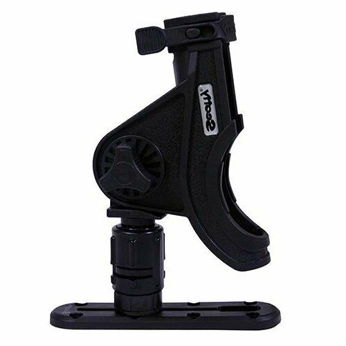 baitcaster spinning rod holder track