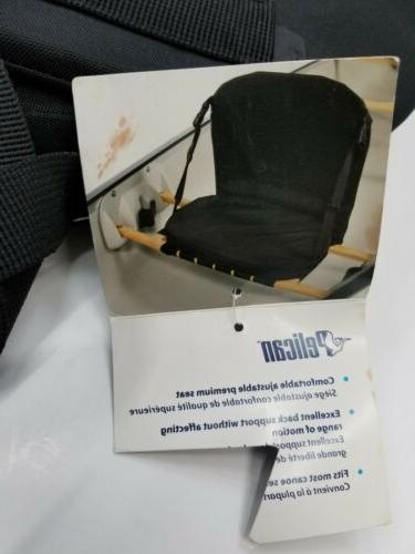 Pelican Canoe Padded Soft Comfortable Cushion Seat NEW