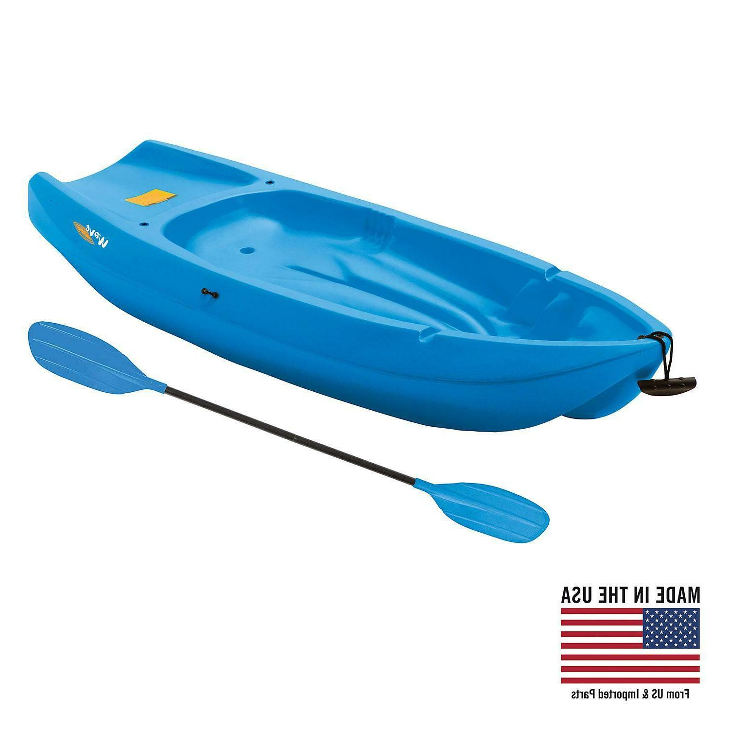 Intex w/ Oars &