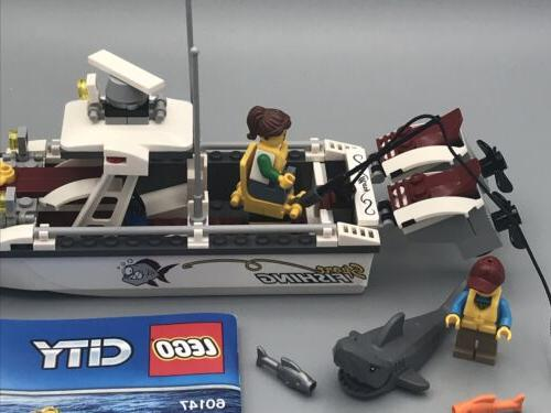 LEGO 60147 Fishing Boat with