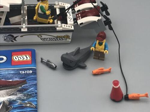 LEGO Boat with Instructions