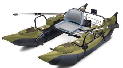 colorado inflatable pontoon boat
