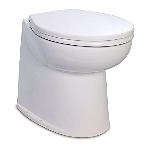 deluxe flush raw water toilet