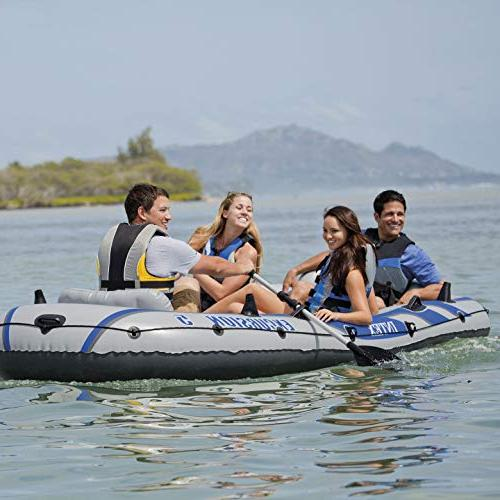 Intex Person Boat Set