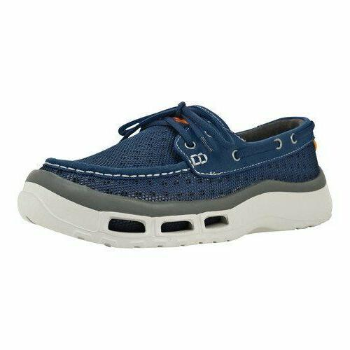 SoftScience - The Fin 2.0 Men's Boating/Fishing Shoes  SIZE