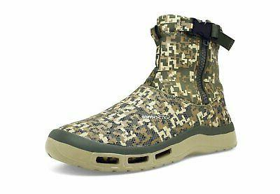 SoftScience The Fin Men's Boots Sage Camo, Size