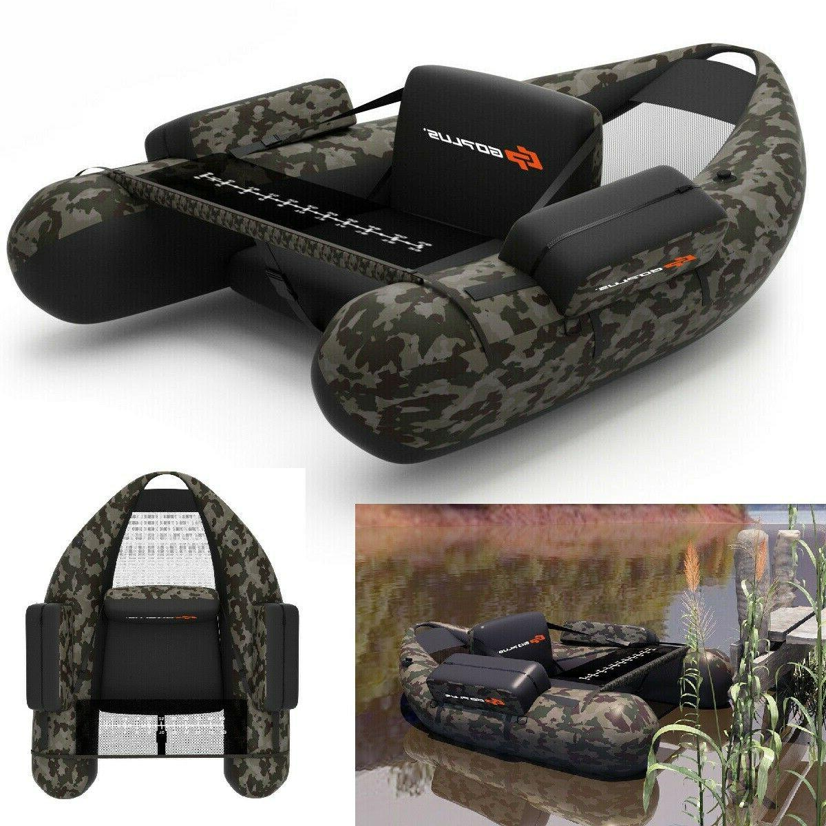 fishing boat inflatable with pump blow up