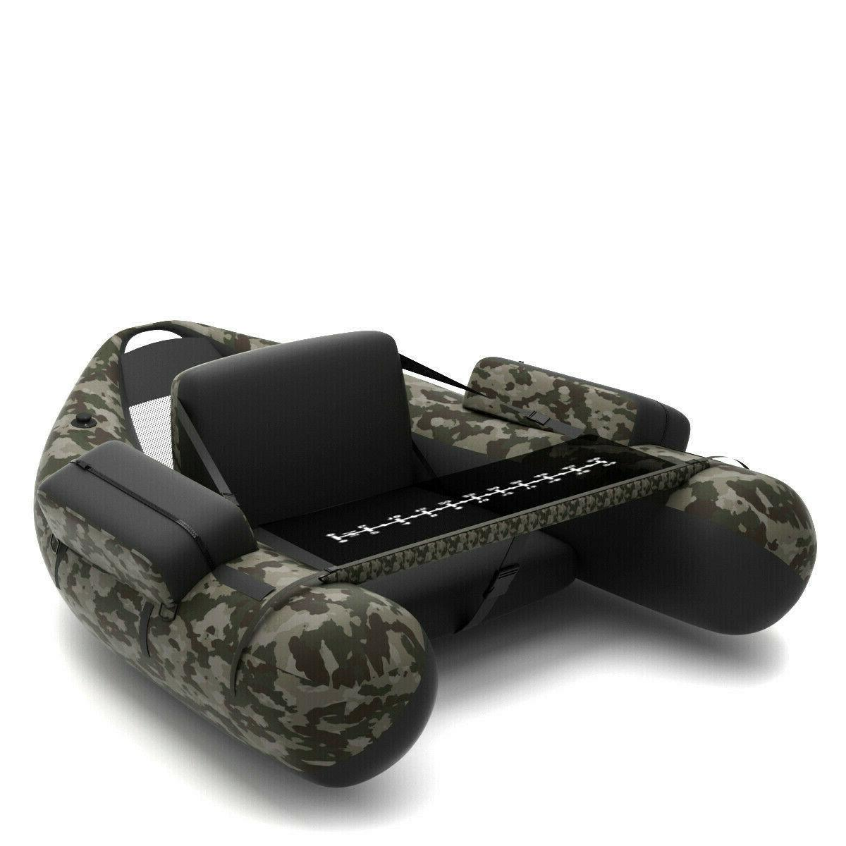 Fishing Pump With Storage Portable Camouflage