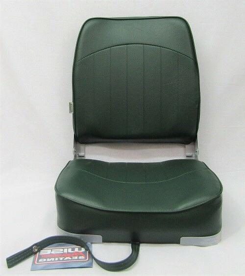 WISE HIGH BACK BOAT SEAT, GREEN, WD781-713