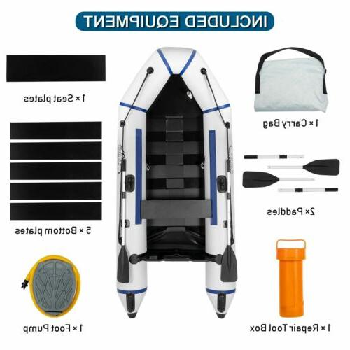 INFLATABLE BOAT, Dinghy + FULL KIT
