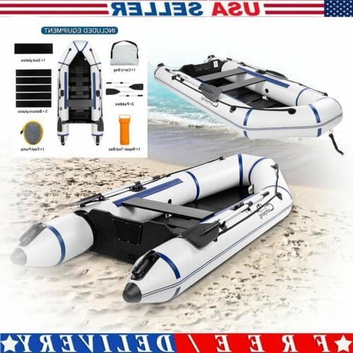inflatable boat canoe inflatable boat fishing motor