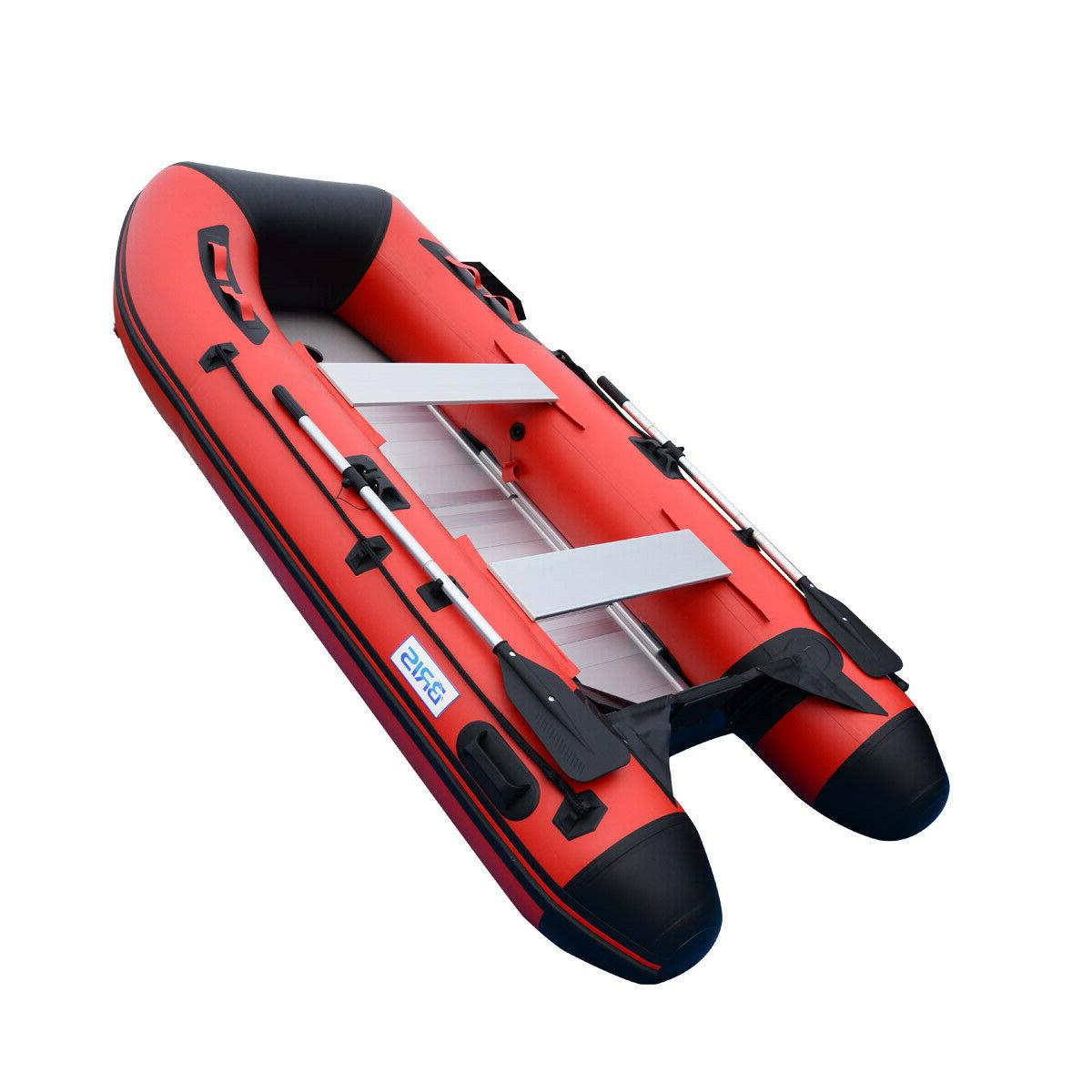 BRIS 10ft Inflatable Boat Inflatable Dinghy Yacht Tender Fis