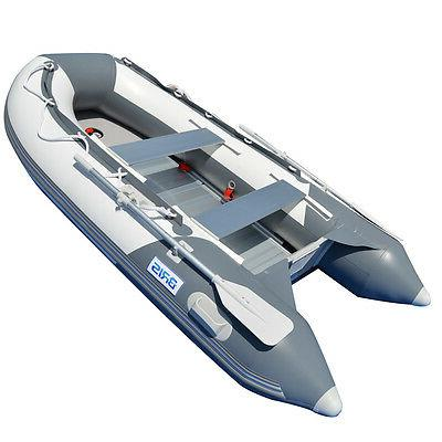 BRIS 9.8 ft Inflatable Boat Inflatable Dinghy Boat Yacht Ten