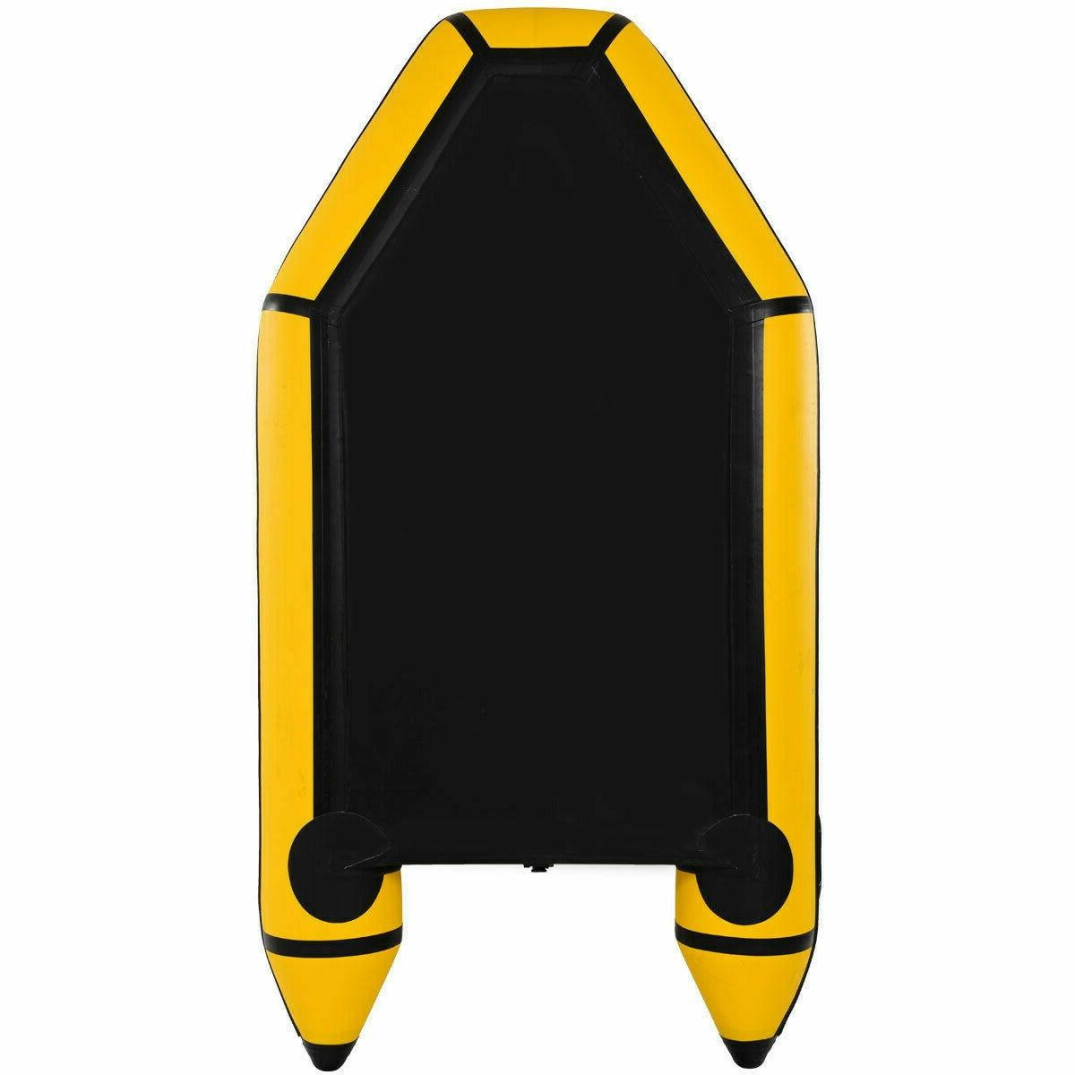 Inflatable Person Rowing Dinghy 7.5 ft Pump