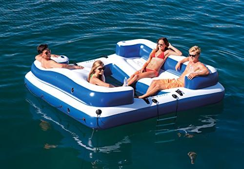 Intex Inflatable Oasis Lounge and White