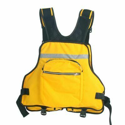 Kayak Life Adult Aid Surfing Boating Water Safety Universal
