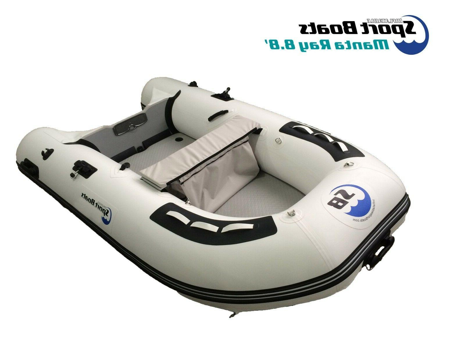 Inflatable Sport Boats - Dinghy Fishing Boat