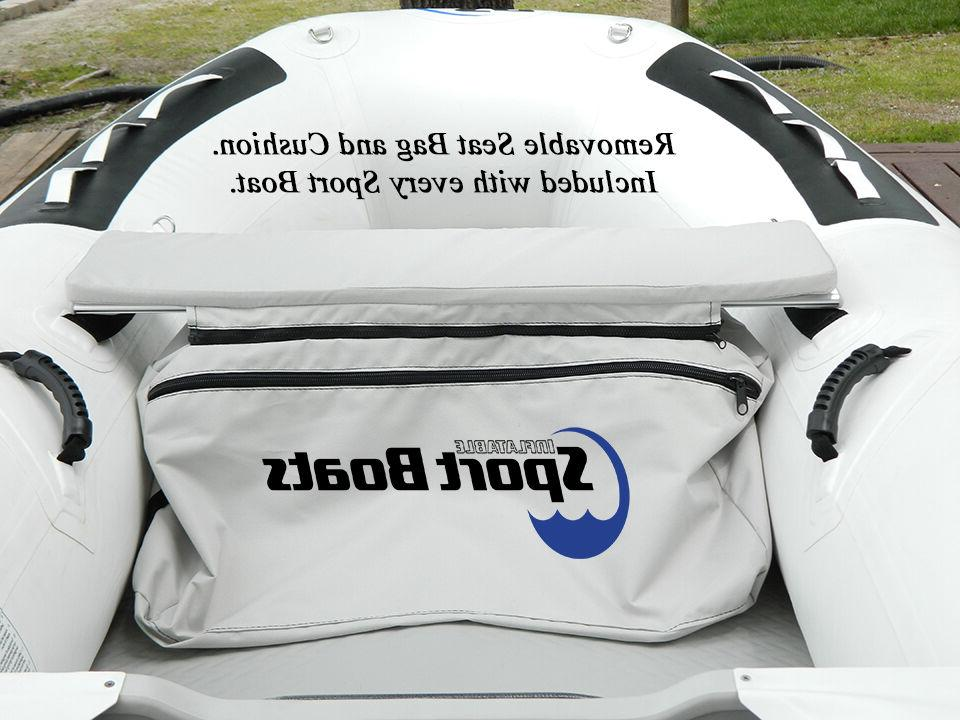 Inflatable Manta Dinghy Fishing
