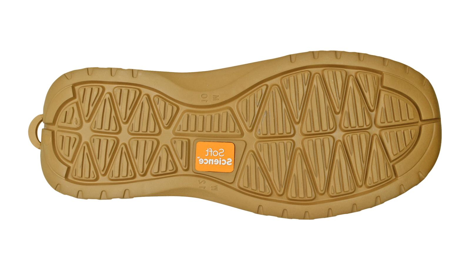 SoftScience® Size Fin Shoes, Brown