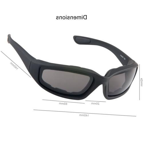 WYND Motorcycle Glasses & Fishing