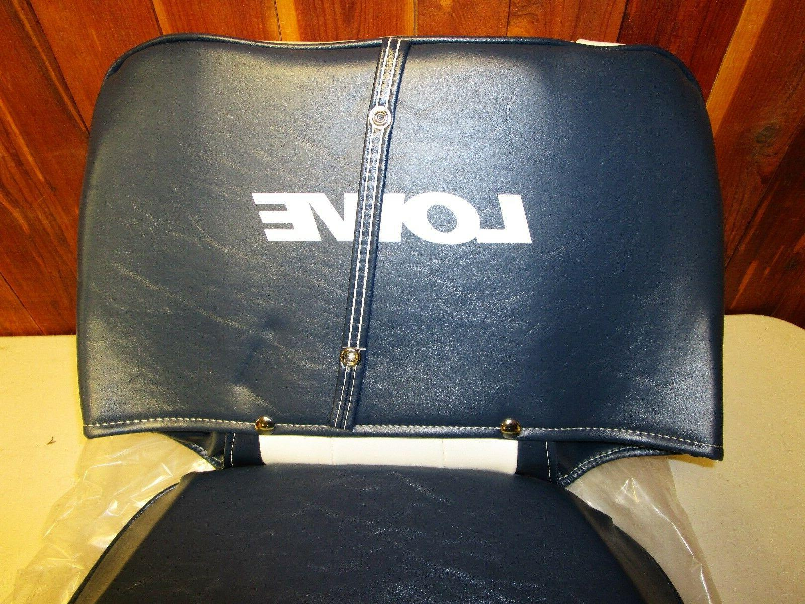 New Boat Seat Lowe Boats