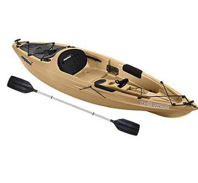 one person kayak 10 ft fishing boat