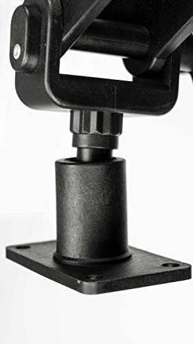 Pelican Boats - Swivel Rod Holder - for Boat and – for Spinning and