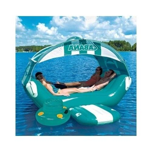 Pool Float for Kids Floating Caribbean Canopy