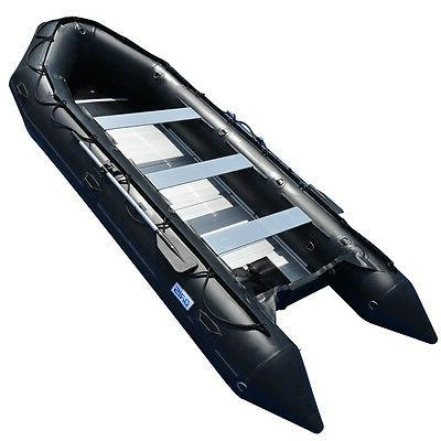 BRIS 1.2mm PVC 15.4 ft Inflatable Boat Inflatable Rescue &Di