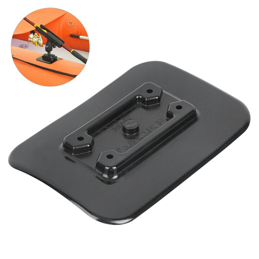 Rubber Fishing Base Accessories for Boat Kayaking Canoeing