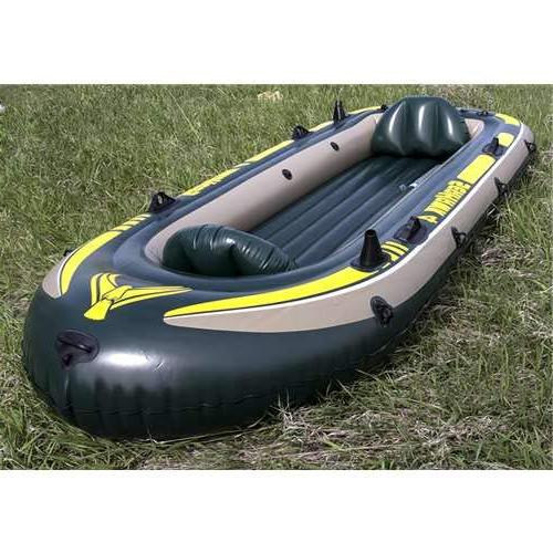 Intex Seahawk Inflatable Boat Aluminum Oars Output