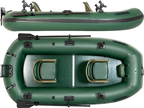 Sea Eagle Stealth STS10 Fishing Green