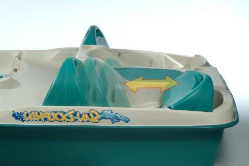 Sun Slider Pedal Boat Canopy