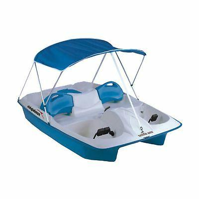 Sun 5-Person Sun Slider Pedal Boat with Canopy