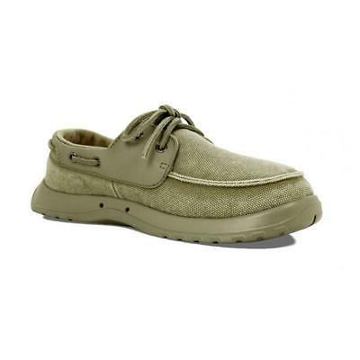the cruise canvas boat shoe size 8