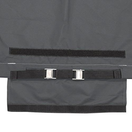 Classic Accessories Cover Buckle For Utility/Fishing Boats, 14'-16' Long, Up W