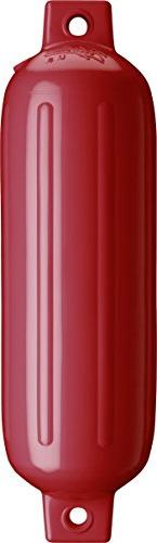 Polyform US G Series Fender, Classic Red, 6.5 x 22-Inch