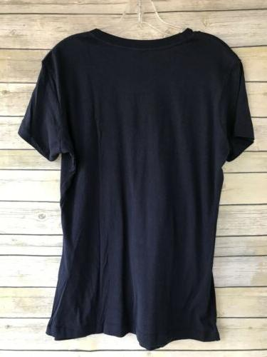 Women's Triton T-Shirt Blue NWT Apparel