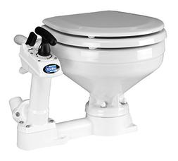 Jabsco 29090-3000, Twist 'n' Lock Manual Head, Marine Toilet
