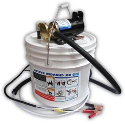 Jabsco 17800-2000 Marine Porta Quick Oil Changer with Flexib