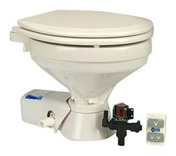 Jabsco Marine 12V Quiet Flush Household Freshwater Toilet