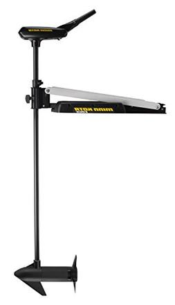 MinnKota Edge 45 Bowmount Hand Control Trolling Motor with L