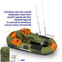 New Sea Eagle PackFish 7 Inflatable Fishing Boat ,Deluxe Fis