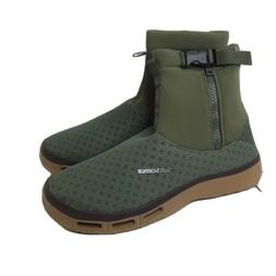 New SoftScience The Fin Boot Boating/Fishing Boots - Sage Gr