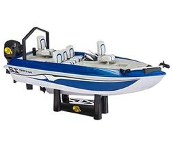 Nitro Remote Control Fishing Boat Toy - Heavy Duty, High Spe
