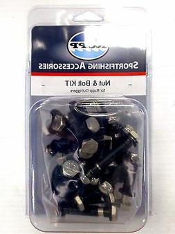 Rupp Nut, Bolt & Bushing Kit CA-0033 for RUPP Boat Fishing O