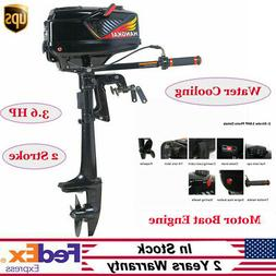 3.6HP 2 Stroke Outboard engines Motor fish Boat Engine With
