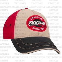 TRACKER BOATS PATCH CAP BASS FISHING BOAT HATS APPAREL TK17A