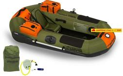 Sea Eagle Pf7K Packfish Inflatable Boat Deluxe Fishing Packa